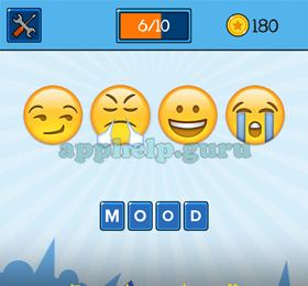 Emojination Level 11 Answer (6)
