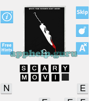 Guess the Movies Woody Apps Answer Level (39)