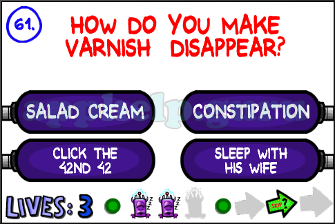 the impossible quiz 2 ios level 61 game help guru