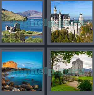4 Pics 1 Word: Level 1301 to 1400: 8 Letters Picture 1332 Answer
