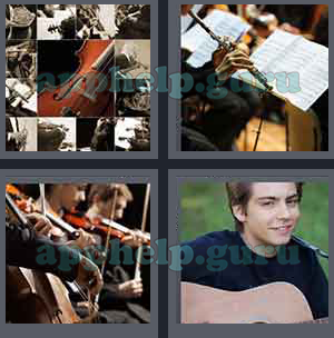 4 Pics 1 Word: Level 1301 to 1400: 8 Letters Picture 1334 Answer