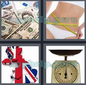 4 Pics 1 Word All Level 1 to 100 5 Letters Answers Game Help Guru