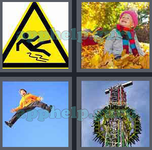 4 Pics 1 Word Level 101 to 200 4 Letters Picture 167 Answer