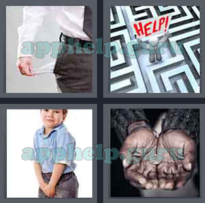 4 Pics 1 Word: Level 1701 to 1800: 4 Letters Picture 1701 Answer