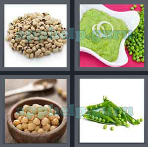 4 Pics 1 Word: Level 1701 to 1800: 4 Letters Picture 1721 Answer