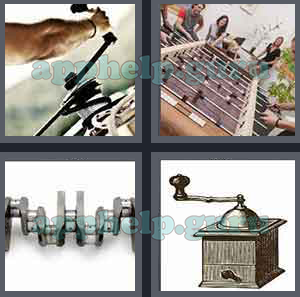 4 Pics 1 Word All Level 101 to 200 5 Letters Answers Game Help
