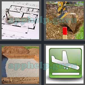 4 Pics 1 Word Level 1901 To 2000 4 Letters Picture 1951 Answer