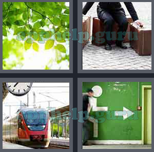 4 Pics 1 Word All Level 201 to 300 6 Letters Answers Game Help
