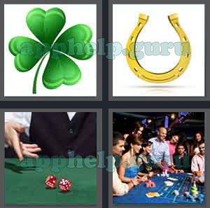 4 Pics 1 Word Level 2201 to 2300 5 Letters Picture 2230 Answer