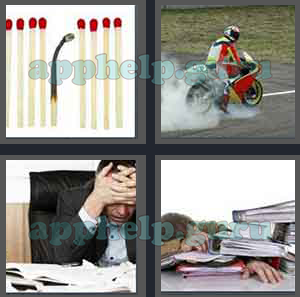 4 Pics 1 Word Level 2501 To 2600 7 Letters Picture 2530 Answer
