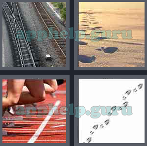 4 Pics 1 Word Level 201 To 300 5 Letters Picture 255 Answer Game