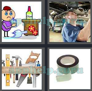 4 Pics 1 Word All Level 2601 To 2700 6 Letters Answers Game Help