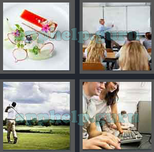 4 Pics 1 Word All Level 2701 to 2800 6 Letters Answers Game