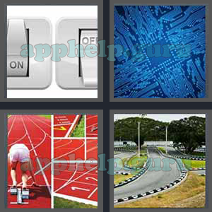 4 Pics 1 Word: Level 3201 to 3300: 7 Letters Picture 3206 Answer