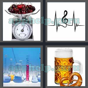 4 Pics 1 Word: Level 3201 to 3300: 7 Letters Picture 3212 Answer