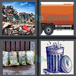 4 Pics 1 Word: Level 3201 to 3300: 7 Letters Picture 3242 Answer