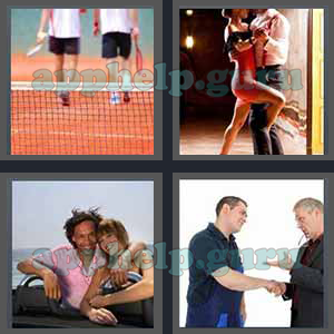 4 Pics 1 Word: Level 3201 to 3300: 7 Letters Picture 3251 Answer