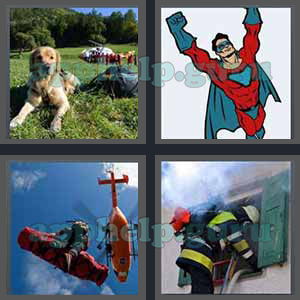 4 Pics 1 Word Level 3301 to 3400 6 Letters Picture 3306 Answer