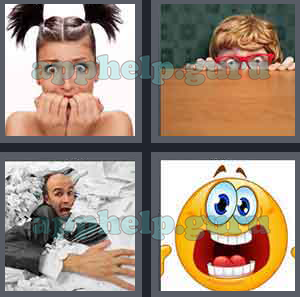 4 Pics 1 Word All Level 401 to 500 6 Letters Answers Game Help Guru