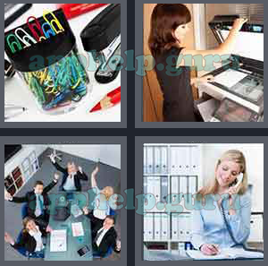 4 Pics 1 Word Level 401 to 500 6 Letters Picture 445 Answer Game