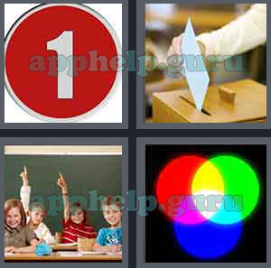 4 Pics 1 Word: Level 601 to 700: 7 Letters Picture 615 Answer