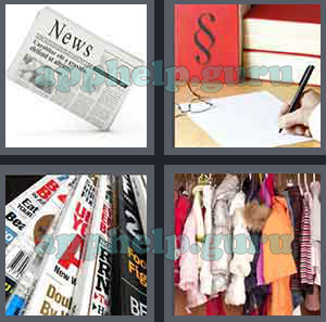 4 Pics 1 Word: Level 601 to 700: 7 Letters Picture 619 Answer