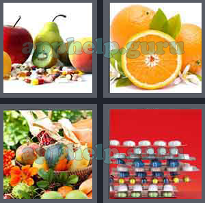 4 Pics 1 Word: Level 601 to 700: 7 Letters Picture 630 Answer