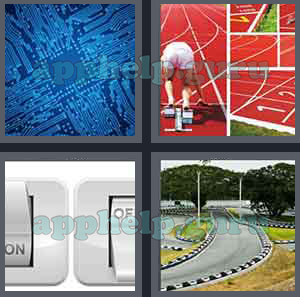 4 Pics 1 Word: Level 601 to 700: 7 Letters Picture 651 Answer