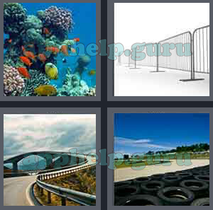 4 Pics 1 Word: Level 601 to 700: 7 Letters Picture 678 Answer
