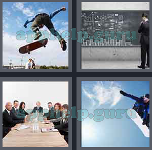 4 pics 1 word level 800