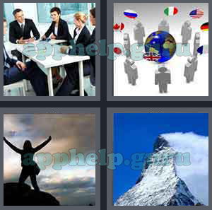 4 Pics 1 Word Level 701 to 800 6 Letters Picture 718 Answer