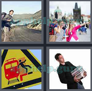 4 Pics 1 Word Level 1 To 100 4 Letters Picture 91 Answer Game
