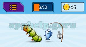 EmojiNation: Emojis Worm, Fishing Line Answer
