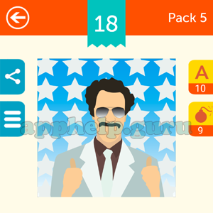 Guess The Character: Pack 5 Level 18 Answer