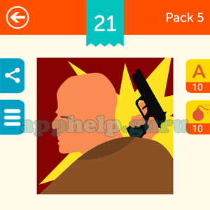 Guess The Character: Pack 5 Level 21 Answer