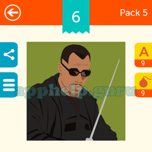 Guess The Character: Pack 5 Level 6 Answer