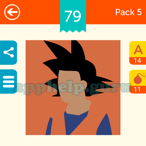 Guess The Character: Pack 5 Level 79 Answer
