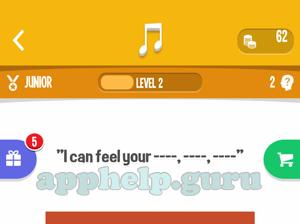 Song Quiz: All Junior Answers - Game Help Guru