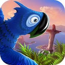 Escape From Rio Blue Birds