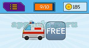 EmojiNation: Emojis Ambulance, Free Answer