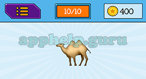 EmojiNation: Emojis Camel with 2 Humps Answer