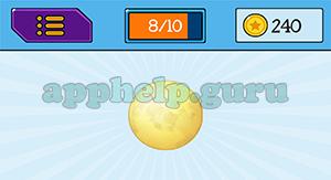 EmojiNation: Emojis Moon Answer