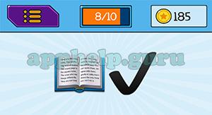 EmojiNation: Emojis Book, Tick Answer