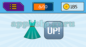 EmojiNation: Emojis Dress, Up Answer