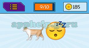 EmojiNation: Emojis Cat, Zzz Answer