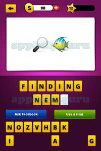 Guess The Emoji: Emojis Magnifying glass pointing to the ...