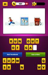 coupon code sleek online here Guess The Emoji: Emojis Man running, Carousel horse, Gas ...