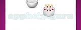 Guess The Emoji: Emojis White rice in a bowl, Birthday cake with three candles Answer