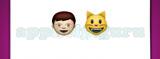 Guess The Emoji: Emojis Boy, Smiling cat Answer