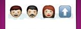 Guess The Emoji: Emojis Boy, Man wearing turban, Woman, Up arrow Answer